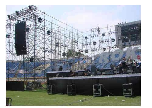 舞台beplay娱乐网设备
